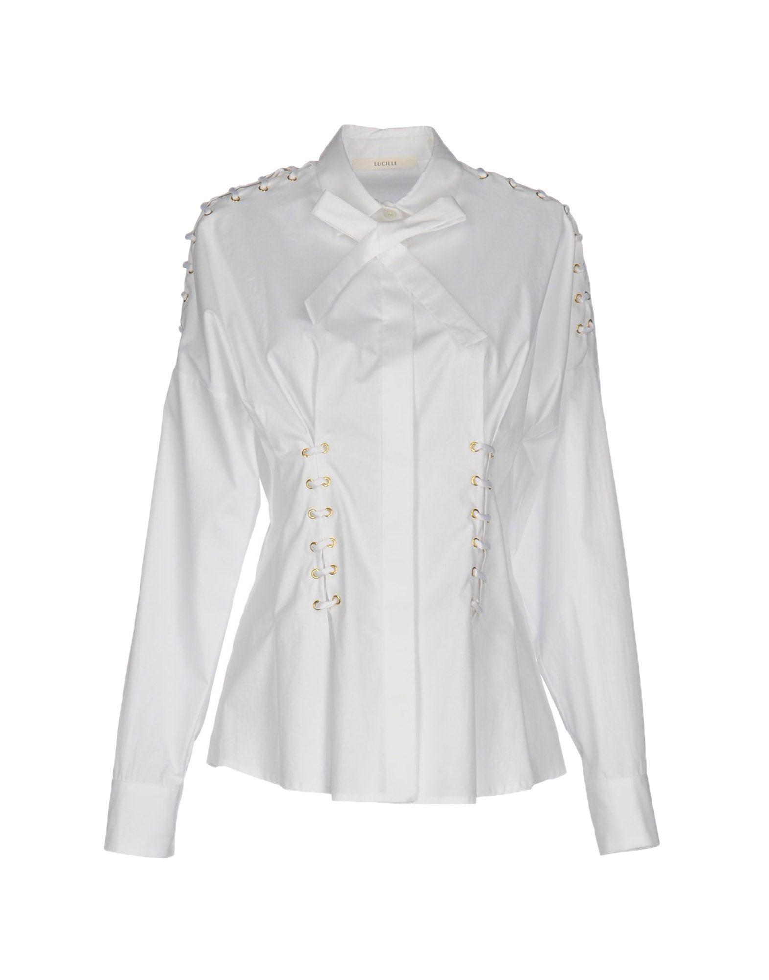 Camicie E Bluse Tinta Unita Lucille Donna - Acquista online su Bo8YFuU