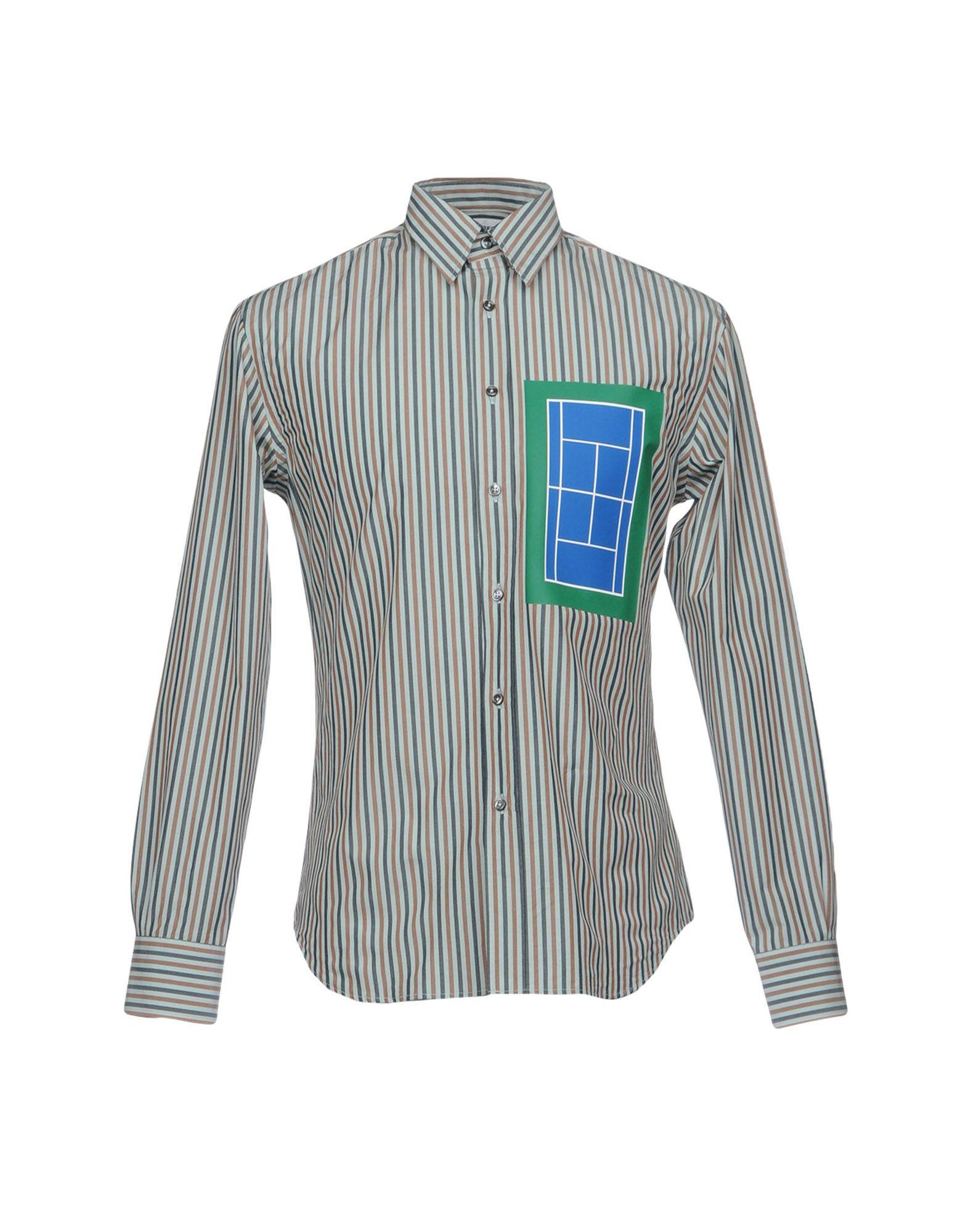 Camicia A Righe Umit Benan Uomo - Acquista online su