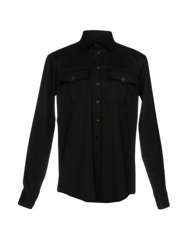 Dsquared2 Solid Color Shirt   Shirts U by Dsquared2