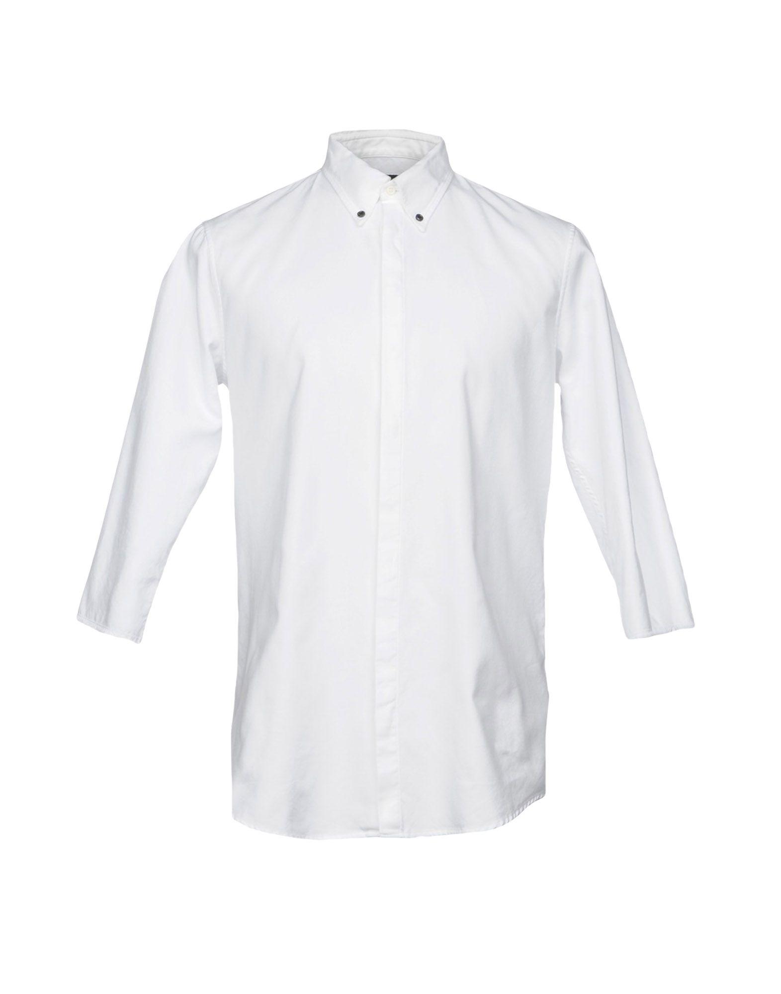 Camicia Tinta Unita Dsquarot2 herren - 38686370KP