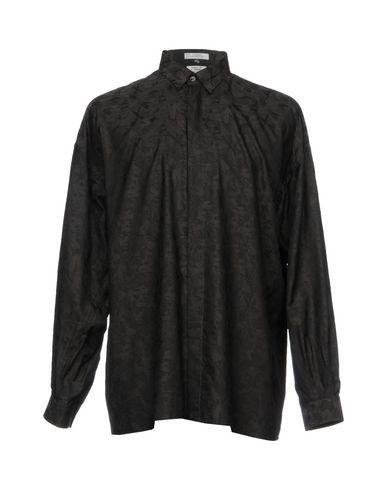 Versace Samling Trykt Skjorte utløp geniue forhandler UTbEKIT