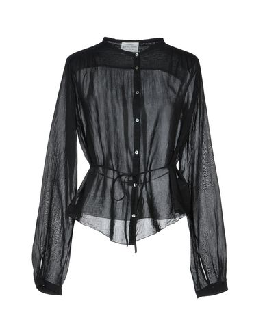 FORTE_FORTE Hemden und Blusen einfarbig Niedriger Preis Versandkosten Für Online Z71wMiU26B