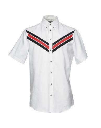 rabatt lav pris billig opprinnelige Dsquared2 Vanlig Skjorte Kostnaden billig online salg gode tilbud rabatt butikk TIirs3eS