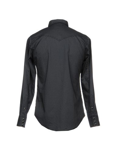 SAINT LAURENT Camisa estampada