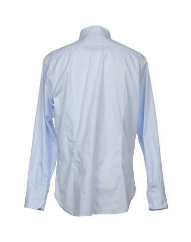 G.F. & CO. Camisa lisa