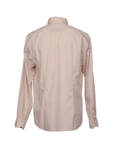 Xacus Trykt Skjorte utløp eksklusive rabatter billig pris Manchester billig online footaction 4XbThN