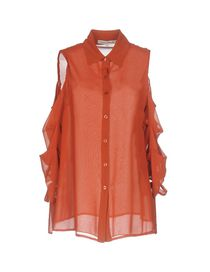 PAOLO CASALINI - Solid color shirts & blouses