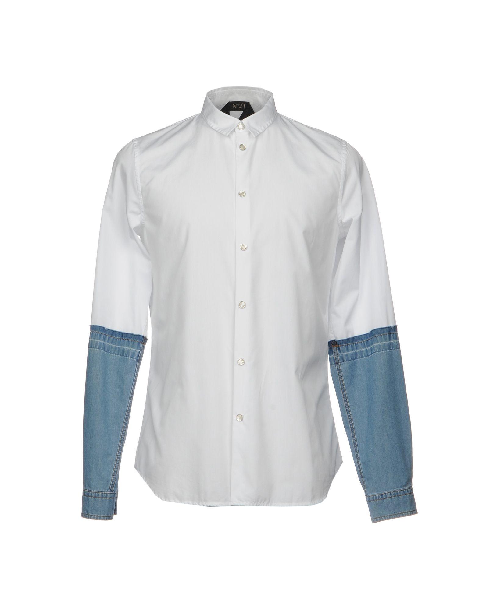 Camicia Fantasia N° 21 Uomo - Acquista online su