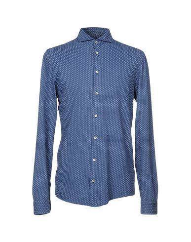 GRAN SASSO Hemd mit Muster
