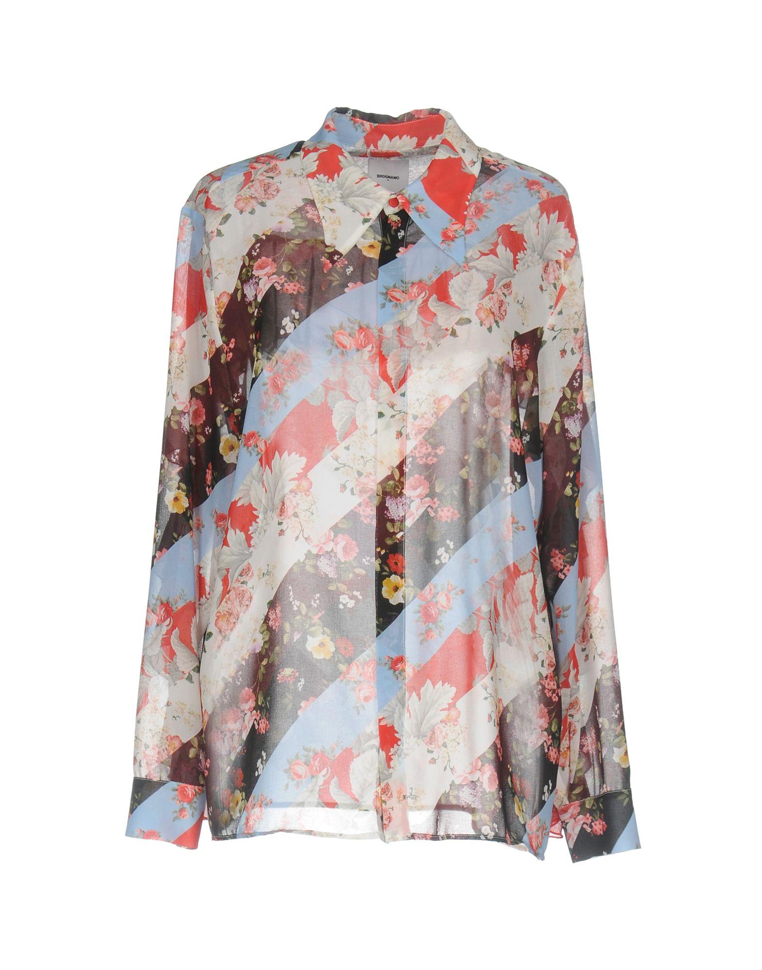 Camicie E Bluse A Fiori Brognano Donna - Acquista online su WpkHR