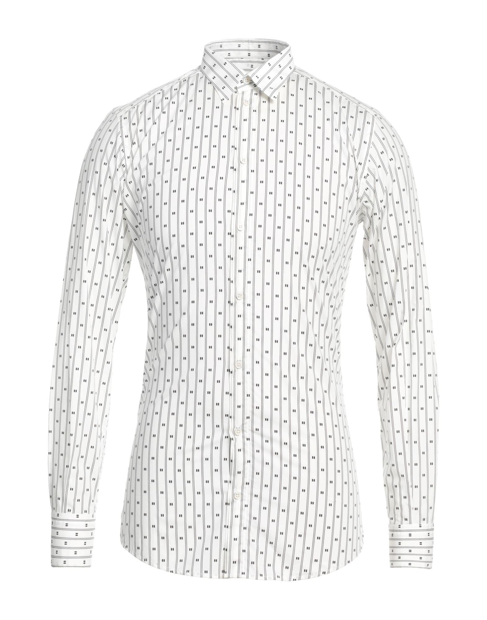 online Uomo Gabbana Dolce A Righe Camicia amp; su Acquista pq6Agnw0