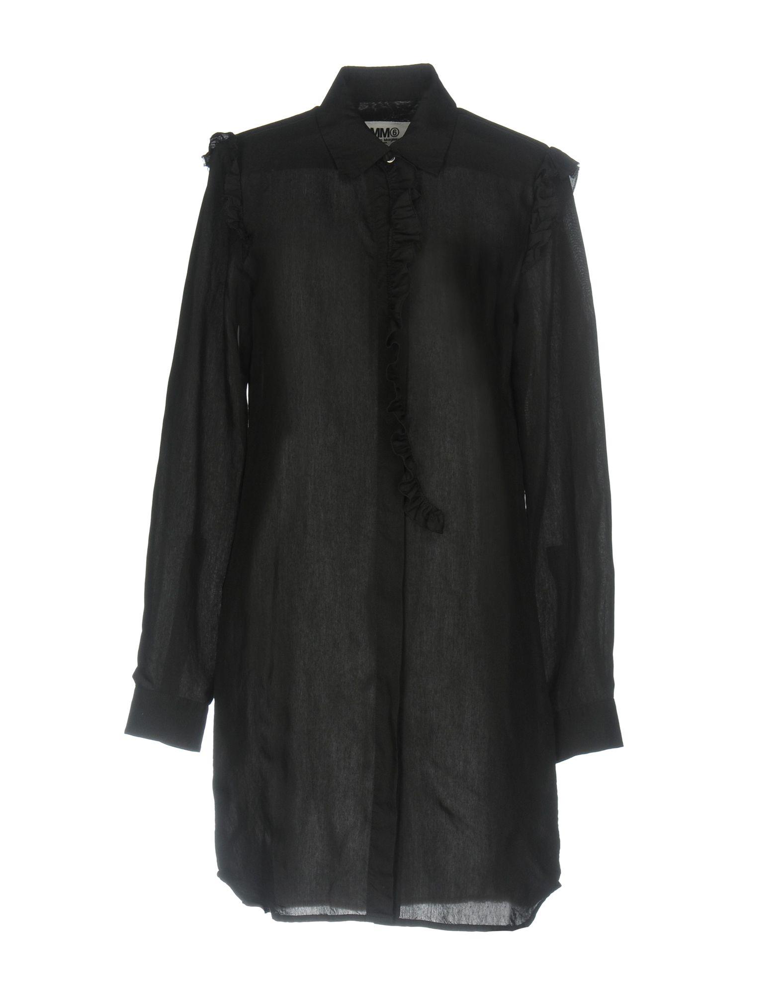 Camicie E Bluse Tinta Unita Mm6 Maison Margiela Donna - Acquista online su haRX6m6v
