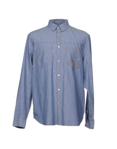 Elsker Moschino Camisa Lisa billig salg 100% billigste Billigste for salg gratis frakt beste salg klaring butikken A65JLAu2N