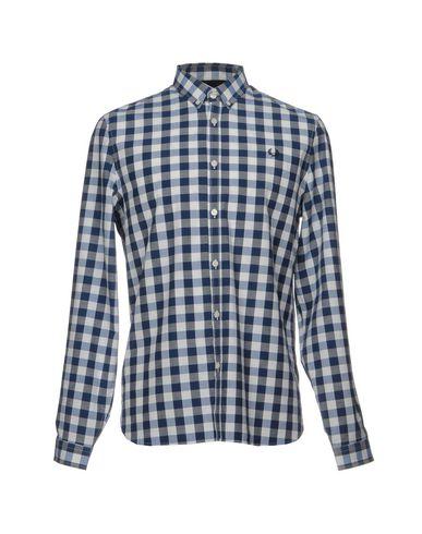 klaring valg Fred Perry Rutete Skjorte billig pris fabrikkutsalg 2015 for salg salg nyeste billig salg populær MyYkc8eQ24