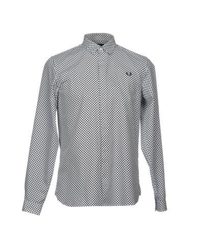 utløp 2014 nyeste tappesteder billig online Fred Perry Trykt Skjorte kjøpe billig rekkefølge jpH3u0