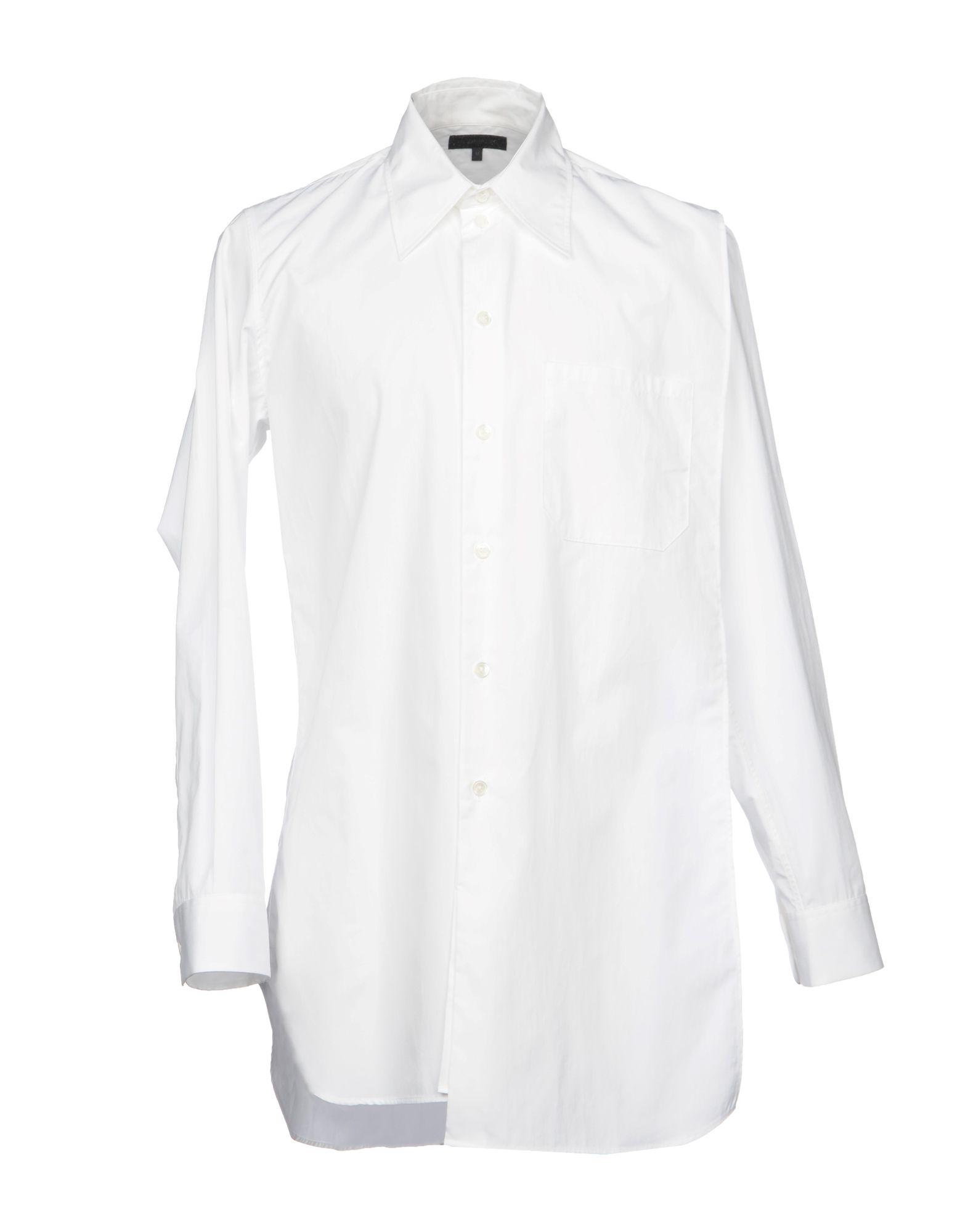 Camicia Tinta Unita Ann Demeulemeester Uomo - Acquista online su