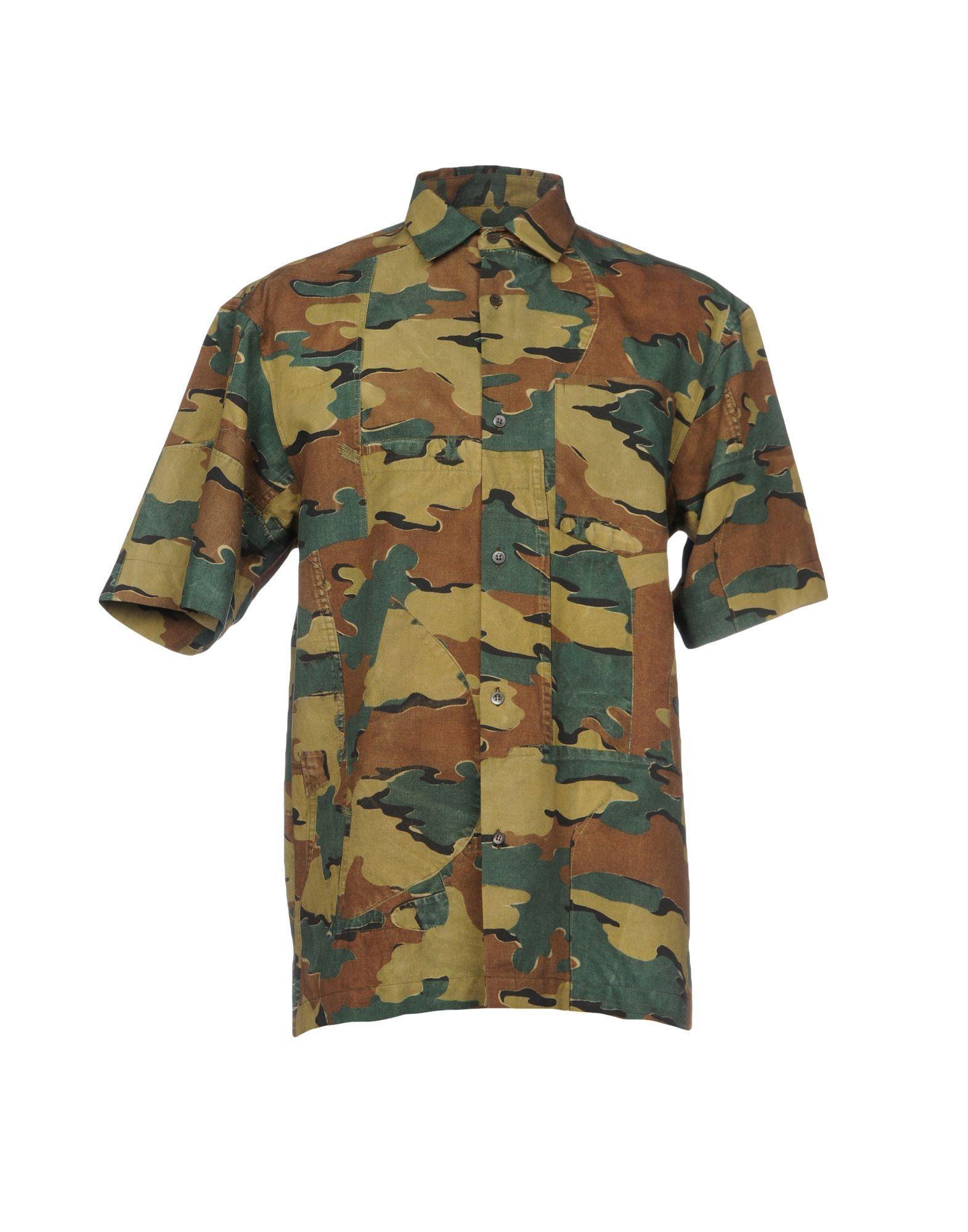 Camicia Fantasia Dries Van Noten Uomo - Acquista online su