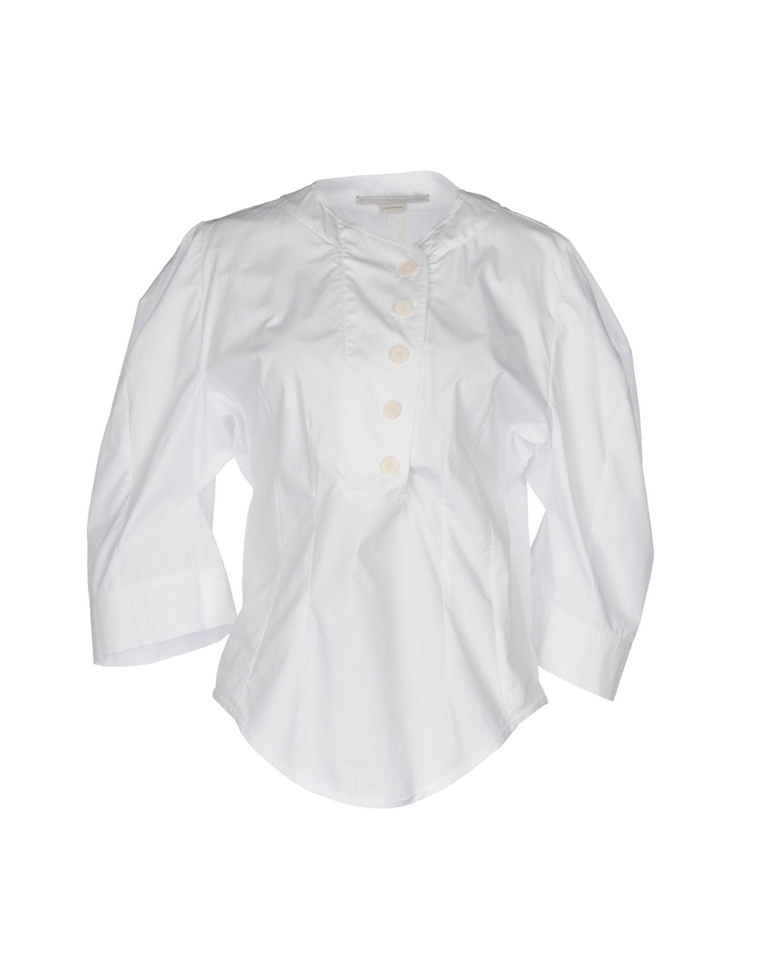 Camicie E Bluse Tinta Unita Stella Mccartney Donna - Acquista online su Z93oj