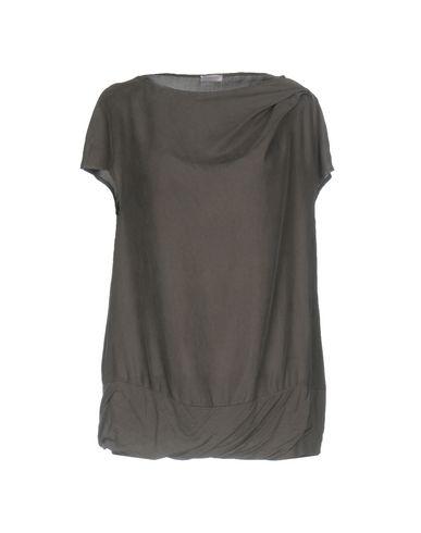 ROSSOPUROシルクシャツ&ブラウス