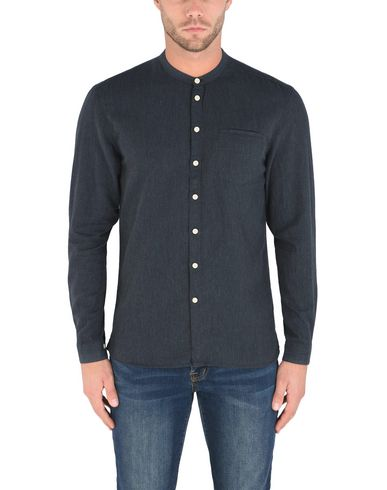 MINIMUM GETTY 0098 L/S SHIRT Camisa lisa