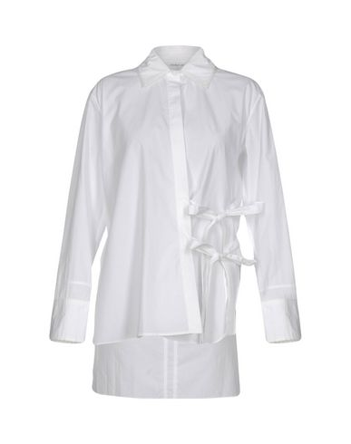 HELMUT LANG - Solid colour shirts & blouses
