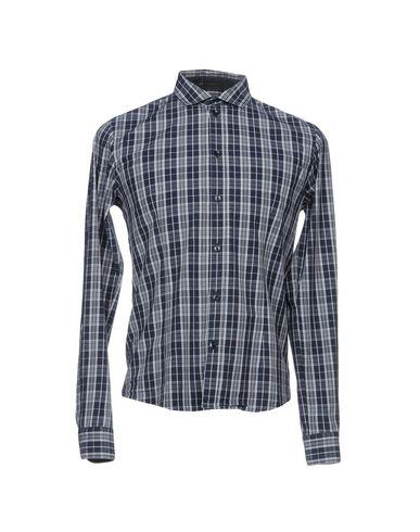 Daniele Alessandrini Rutete Skjorte utløp komfortabel salg nettsteder EEOZs8LK9