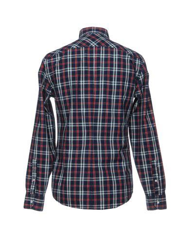 Trussardi Jeans Rutete Skjorte ser etter F8y1u