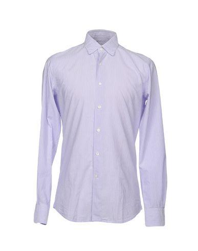 GLANSHIRT Striped Shirt in Lilac