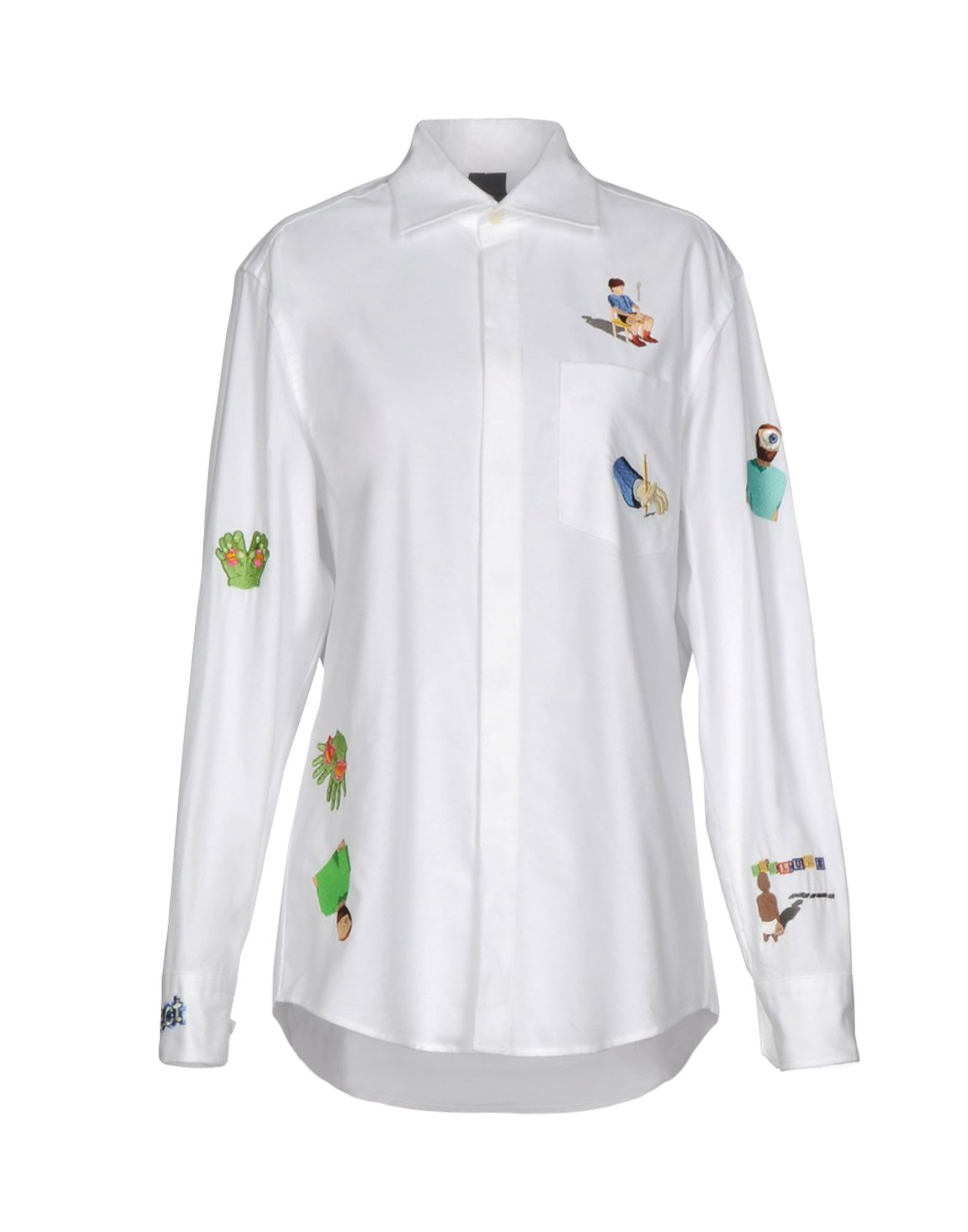 Camicie E Bluse Tinta Unita Bernhard Willhelm Donna - Acquista online su InsgubIs