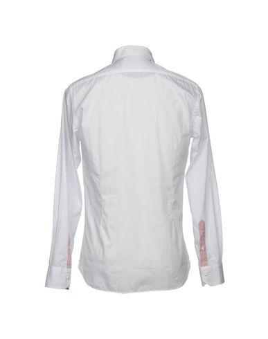 Bestes Geschäft Zu Bekommen Günstigen Preis Schnelle Lieferung Günstiger Preis LES COPAINS Einfarbiges Hemd Auslass Manchester Großer Verkauf l8D45fByS