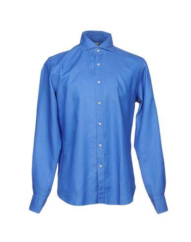 Discount-Marke Neue Unisex XACUS Einfarbiges Hemd Freies Verschiffen Exklusiv Günstig Kauft Niedrigen Versand Auslass Wirklich Spielraum Wählen Eine Beste O73AEn
