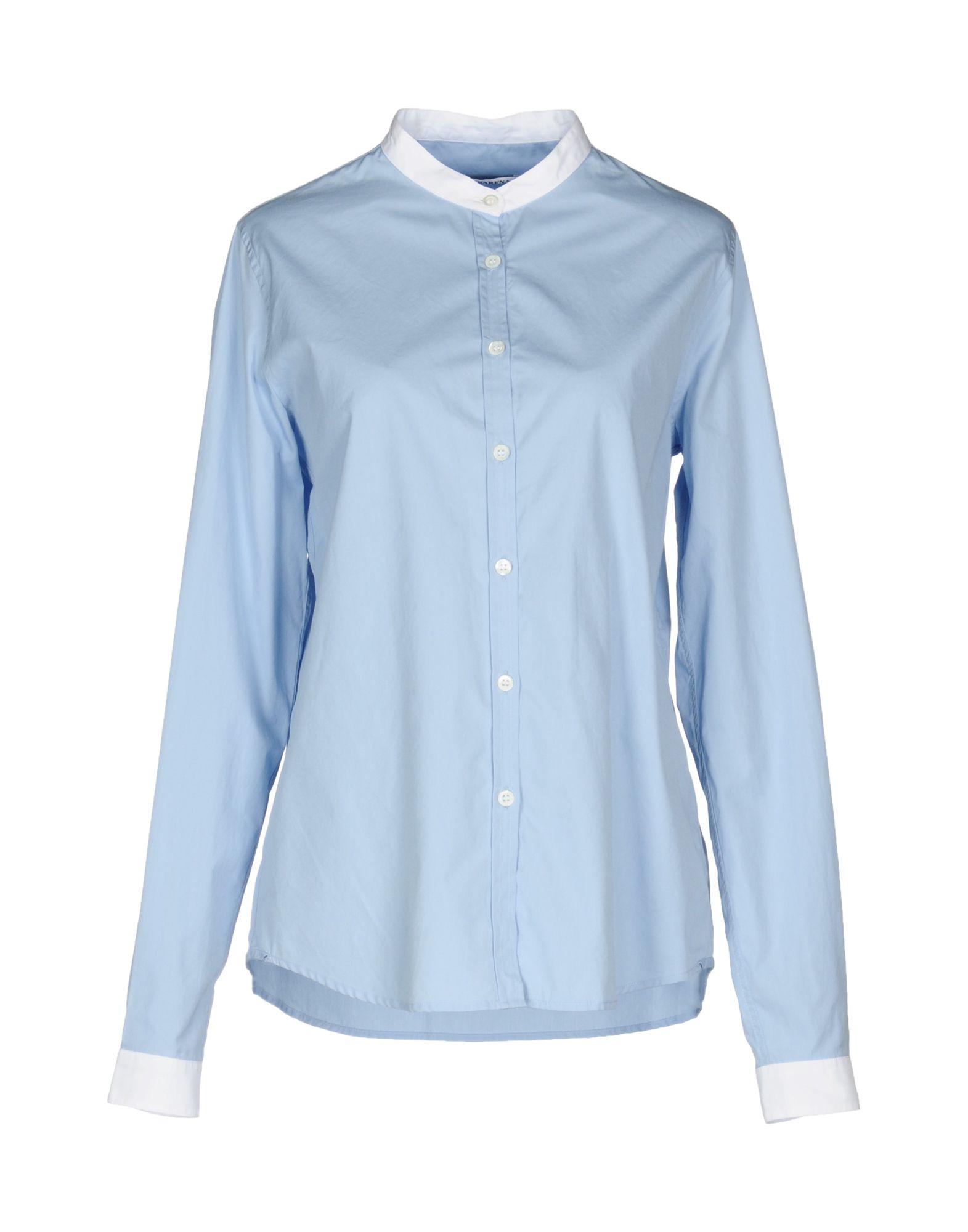 Camicie E Bluse Tinta Unita Barena Donna - Acquista online su lekdI0