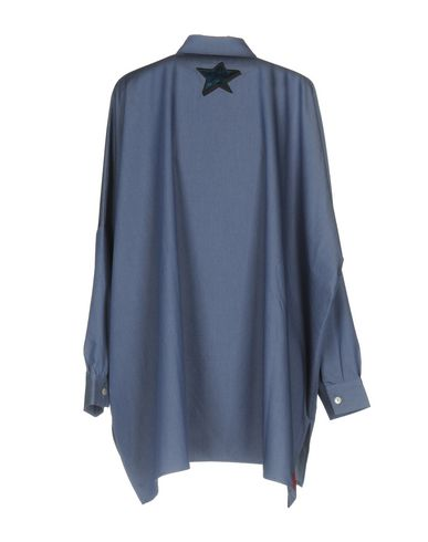billig Manchester kjøpe billig billig Malph Denim Shirt plukke en beste 604Mf2X