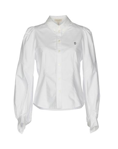 MARC JACOBS - Solid color shirts & blouses