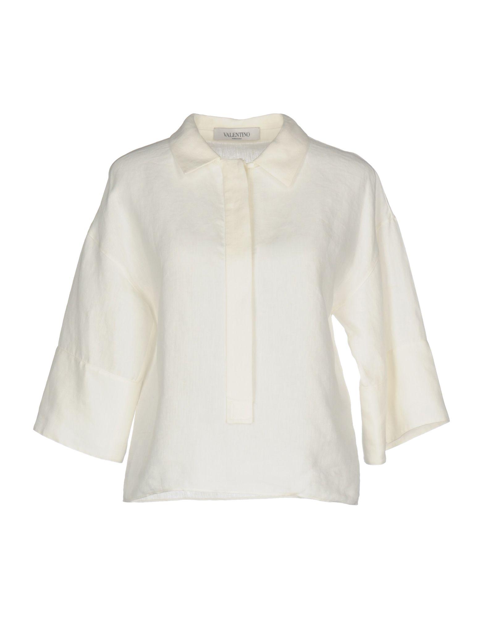 Camicia In Lino Valentino Donna - Acquista online su qBgqaLYf