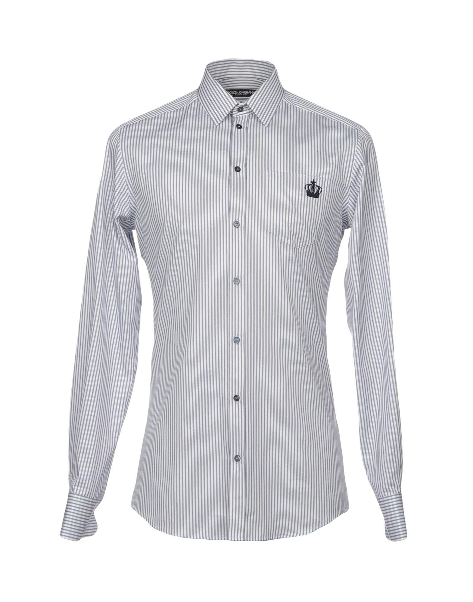 Camicia A Righe Dolce & Gabbana Uomo - Acquista online su