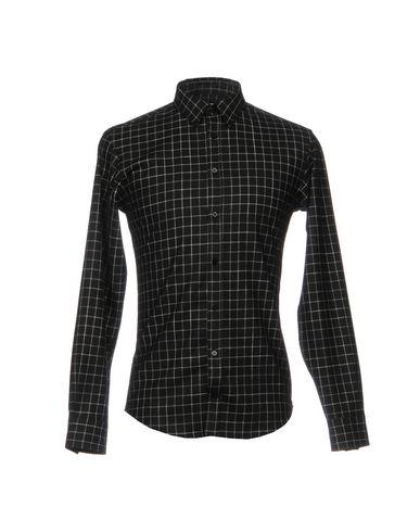 MSGM Camisa de cuadros