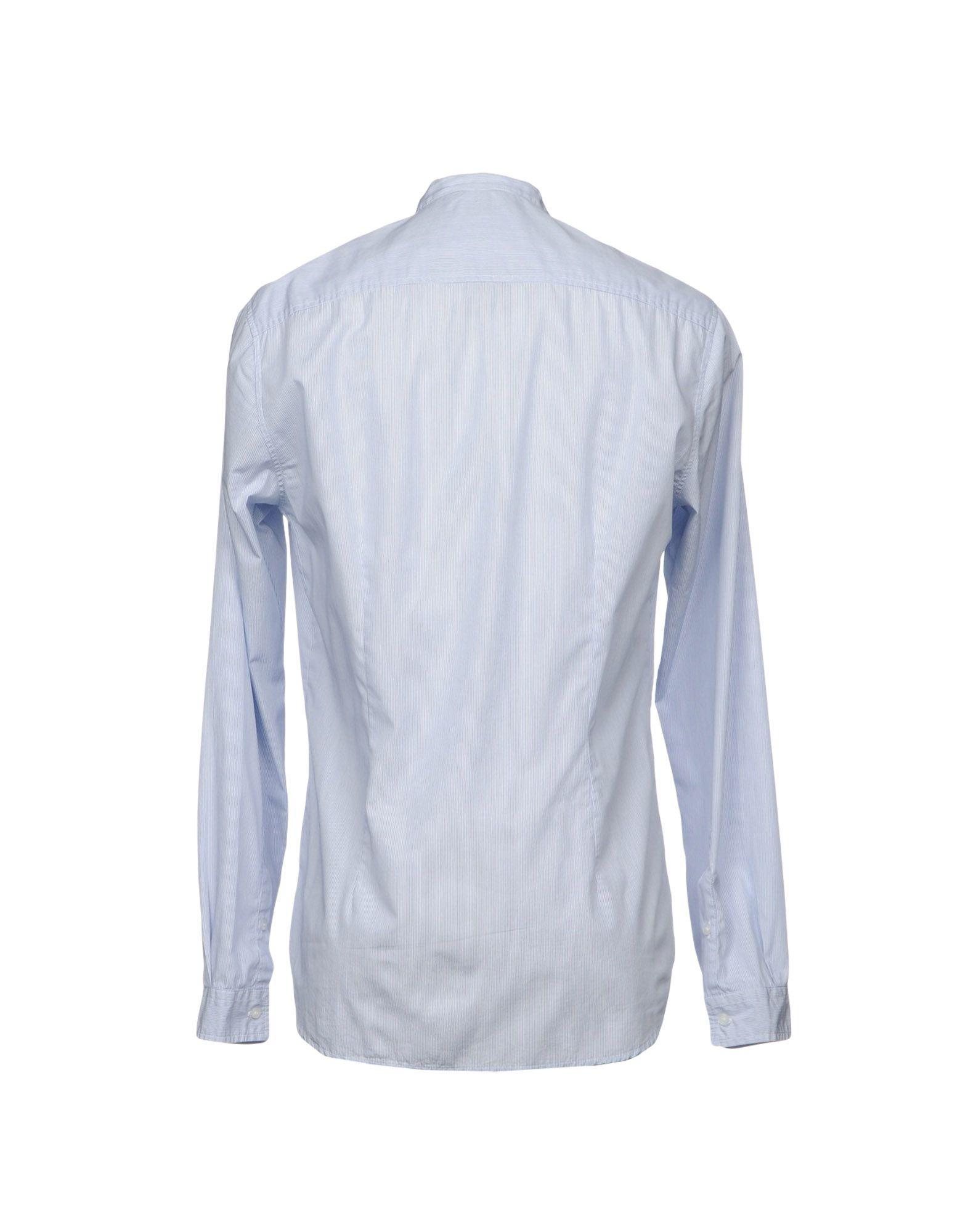 Camicia A A Camicia Righe Officina 36 Uomo - 38689899FF d75871