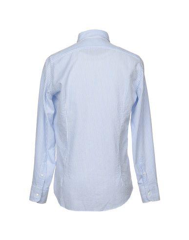 Verkauf 2018 Neue REGIMENTAL Gestreiftes Hemd Perfekte Online Billig Rabatt Authentisch XVe0IR