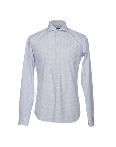 ARGENTO® Camisa de cuadros