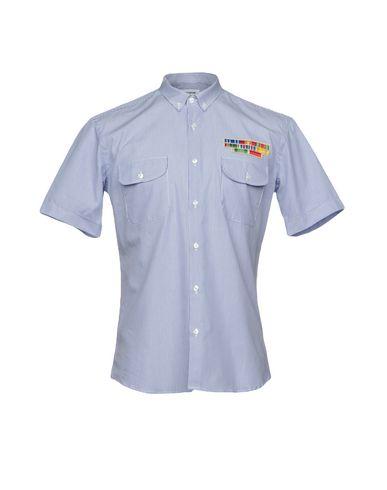 TAKESHY KUROSAWA Gestreiftes Hemd