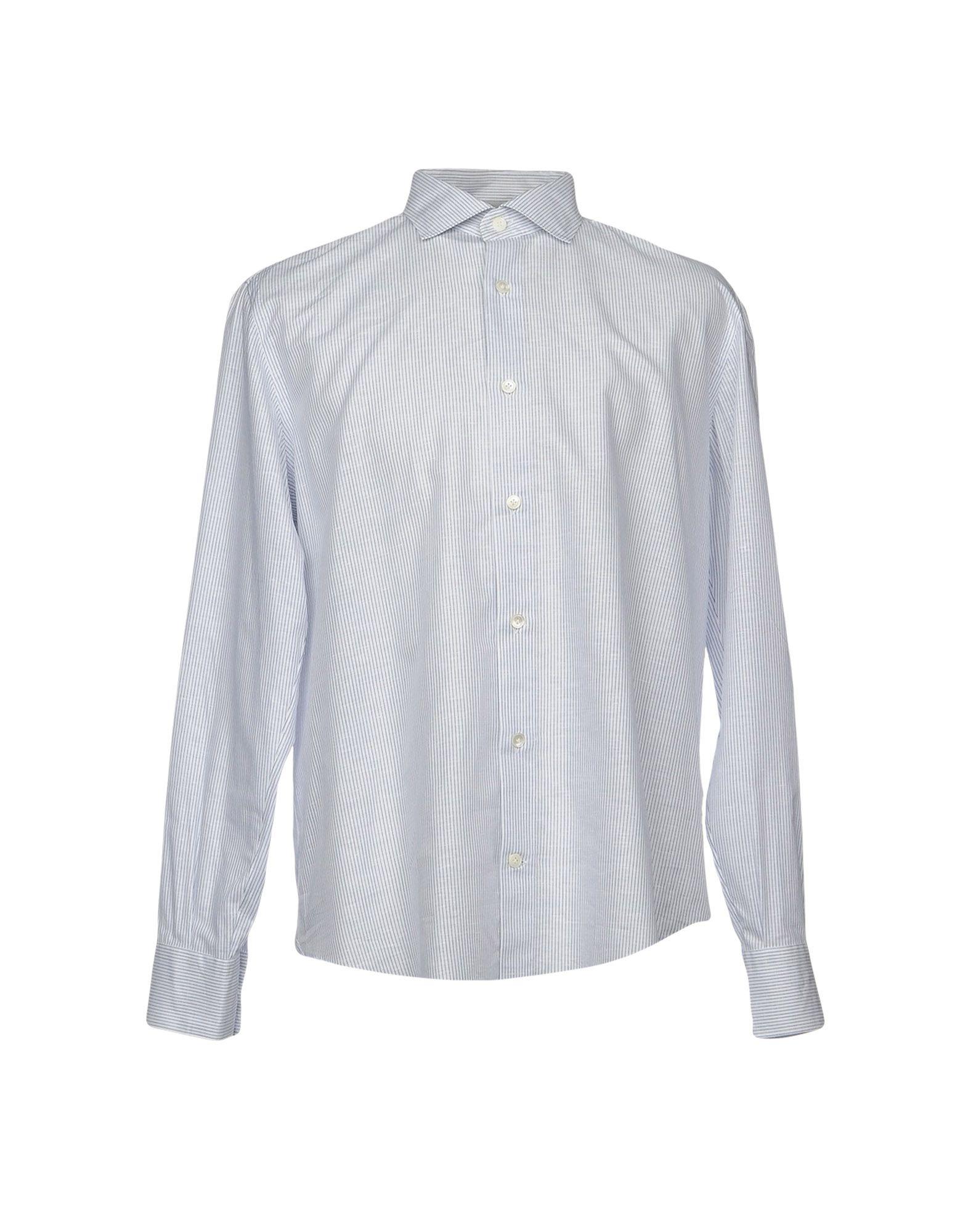Camicia A A Righe Eleventy uomo - 38690638DC  Bestpreis