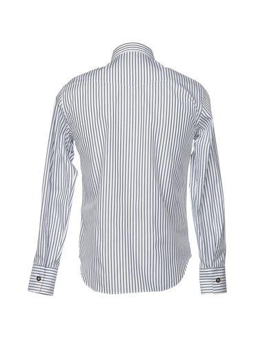 Vangher N.7 Stripete Skjorter billig salg bla 0HqYFZ