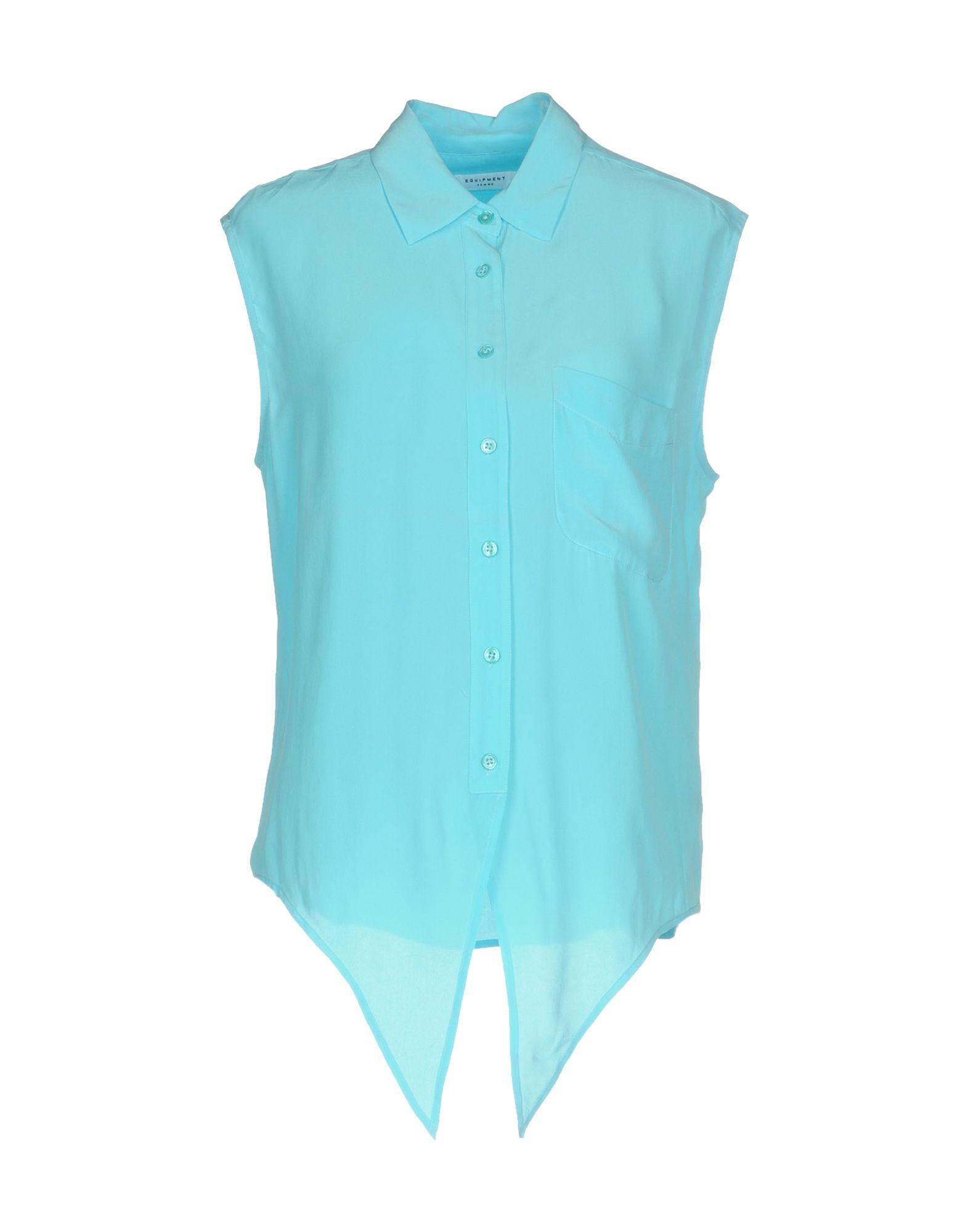 Camicie E Bluse In Seta Equipment Donna - Acquista online su Zv3R8Vncc