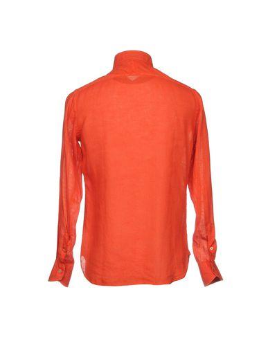 GUGLIELMINOTTI Camisa de lino
