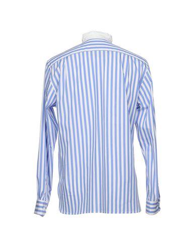 ANDREA POMPILIO Camisas de rayas