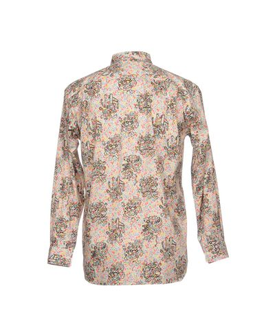 COMME des GARÇONS SHIRT Camisa estampada