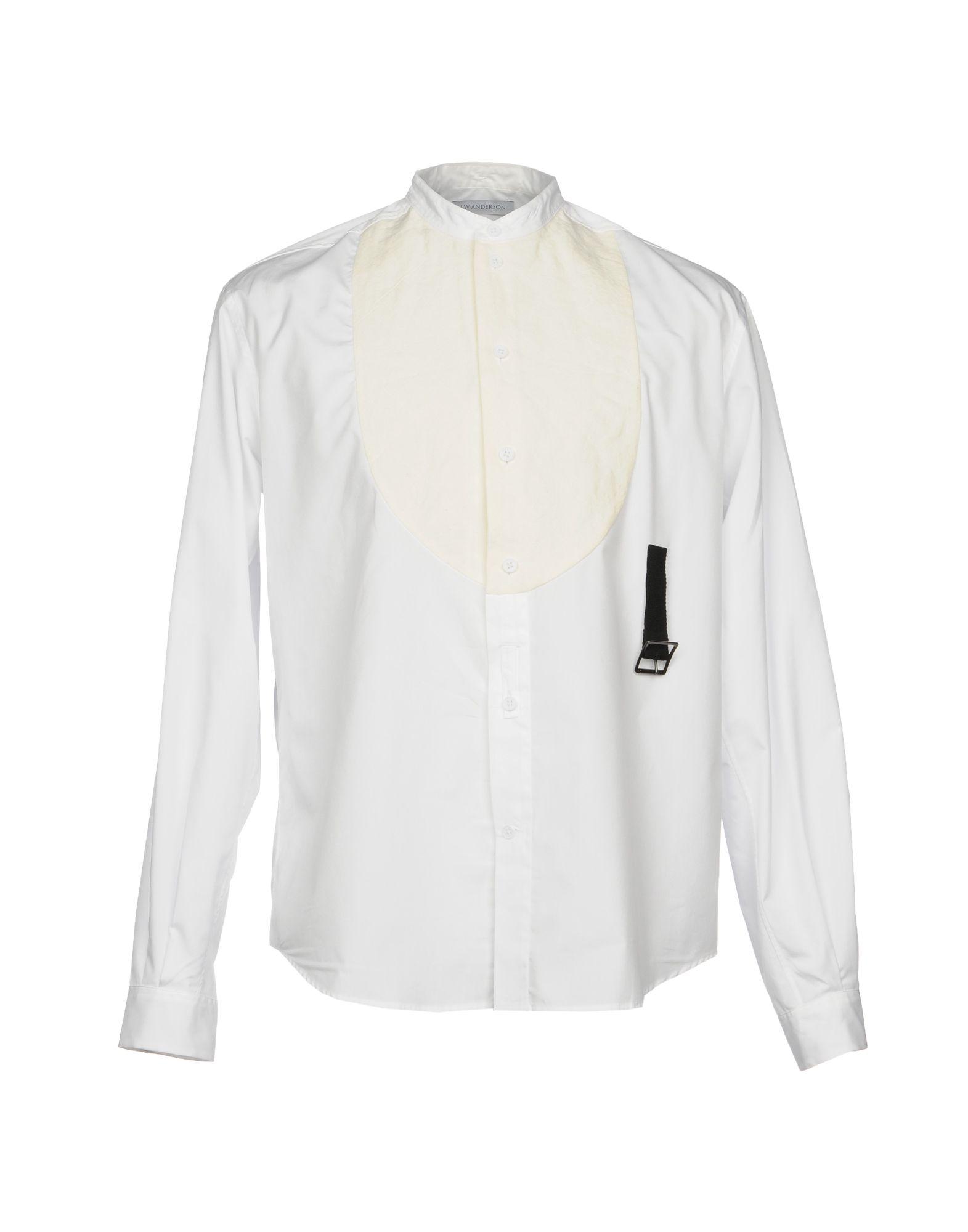 Camicia Tinta Unita J.W.Anderson Uomo - Acquista online su