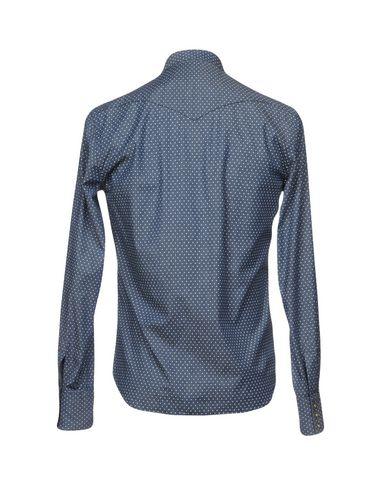 Etikett 35 Camisa Estampada Manchester billig pris b9aslh2