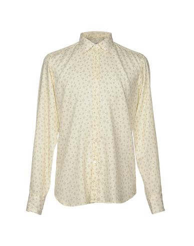 BEVILACQUA Patterned Shirt in Ivory
